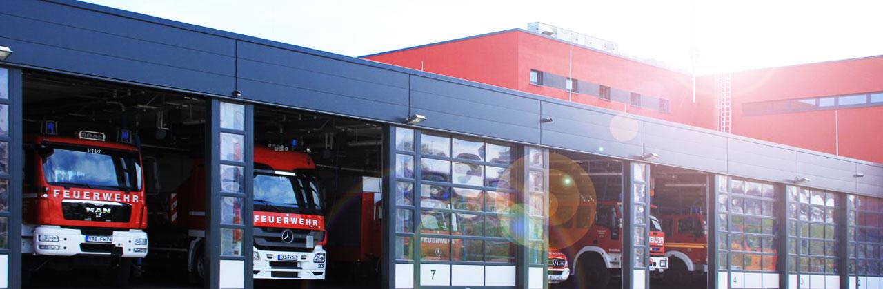 Feuerwehrwache / Rettungswache