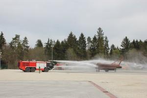 Brandübungsanlage Bundesfeuerwehr