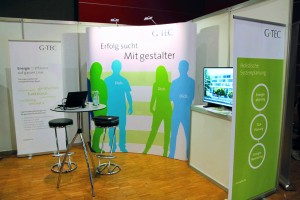 JOBS-SI Messestand