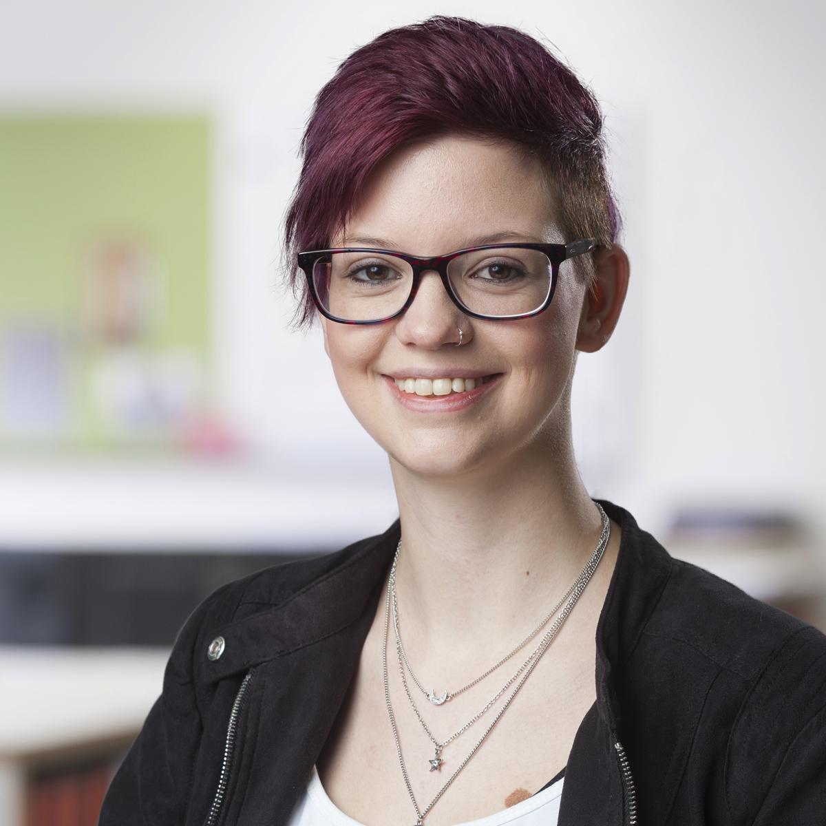 Verena Griffel // Projektassistenz