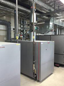 gesamtenergiekonzept wirtschaftlichkeitsberechnung bivalente heizanlage mit gaskesselanlage