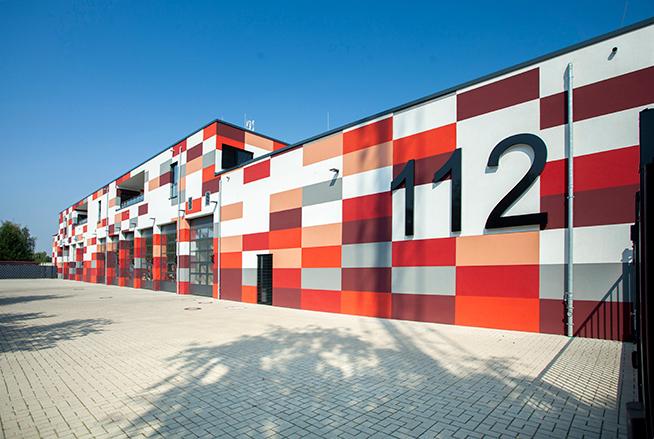 Neubau Feuer- und Rettungswache Gelsenkirchen