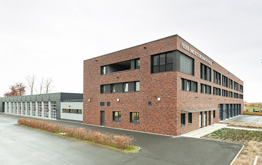 Neubau Feuer- und Rettungswache Oelde