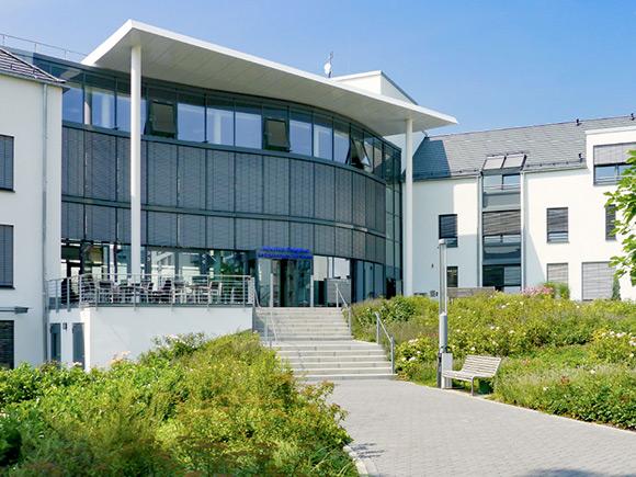 ambulantes Zentrum Albertus_Magnus, HLS-Planung des Neubaus