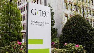 Beitrag Firmenschild G-TEC