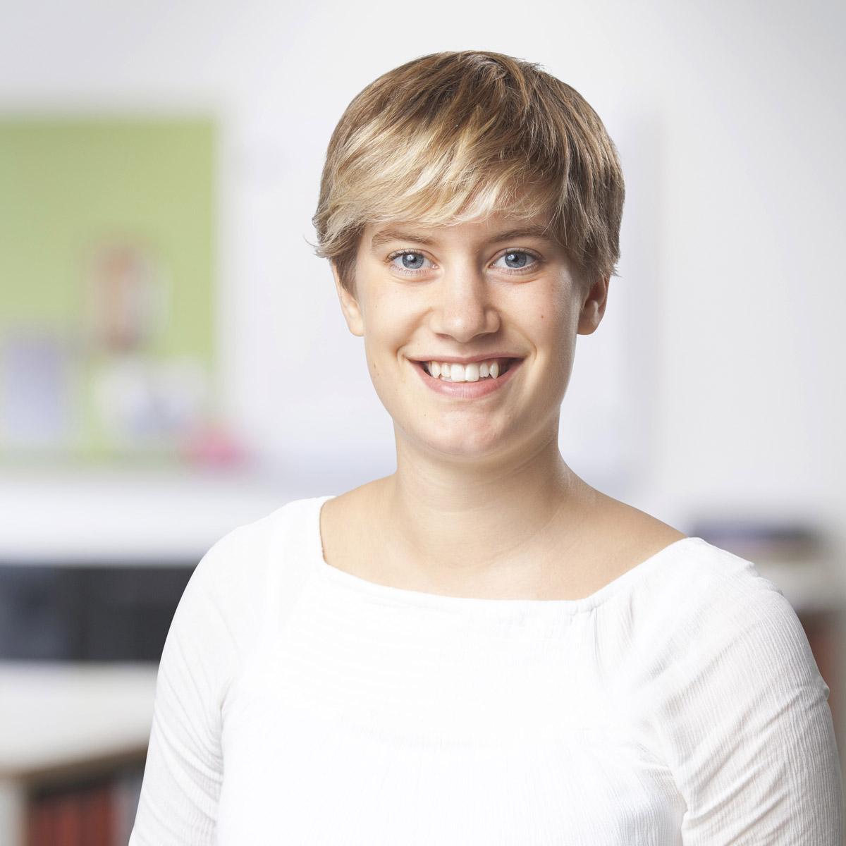 Sonja Büdenbender - Ausbildung zum Technischen Systemplaner