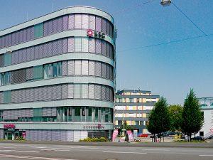 Buerogebaeude Plektrum in Siegen, HLS-Planung des Neubaus