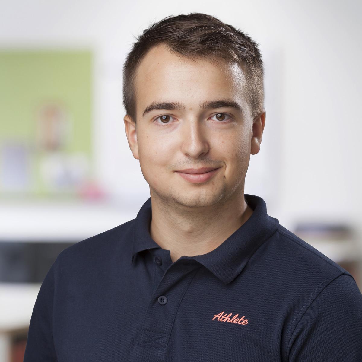 Daniel Janson - Azubi Technischer Systemplaner ELT