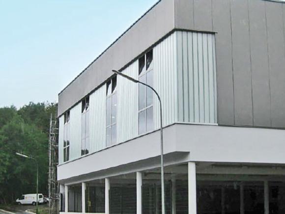 erweiterung sanierung industriebetrieb niggeloh in ennepetal