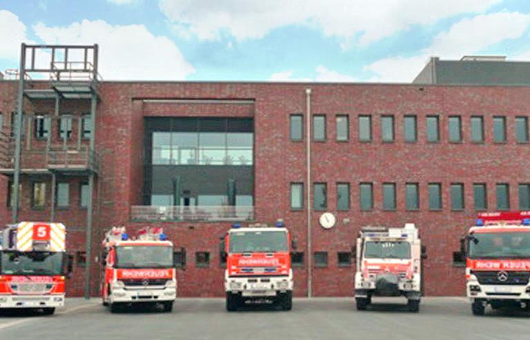 feuerwache rettungswache duesseldorf ein neubauprojekt der g-tec