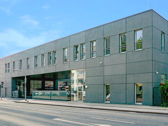 Feuerwache in Siegen, HLS-Planung des Neubaus durch g-tec