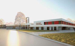 Feuerwehrstuetzpunkt Gross-Gerau, HLS-Planung des Neubaus