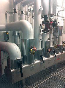 bivalente heizanlage mit gaskesselanlage gesamtenergiekonzept wirtschaftlichkeitsberechnung für firma thomas