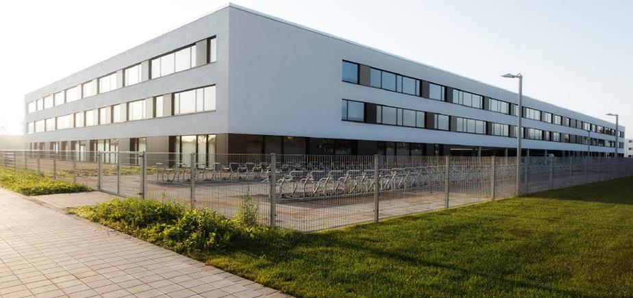 gymnasium hoehenkirchen gebaeude und anlagentechnik von g-tec
