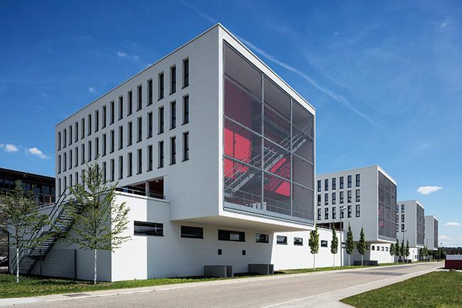 Neubau Landesfeuerwehrschule, Bruchsal