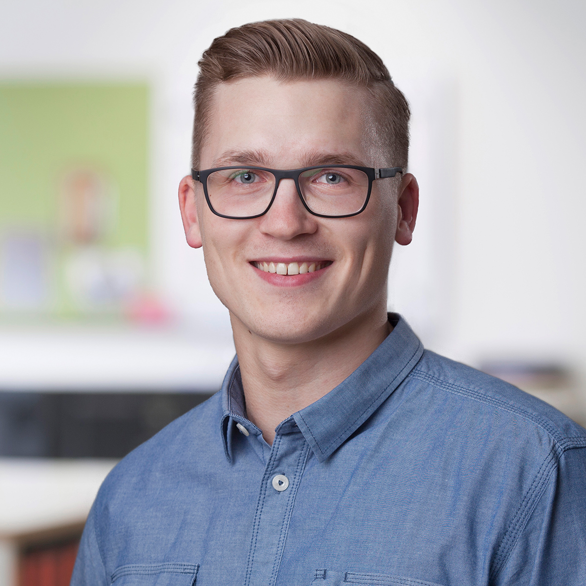 Steffen Sauermann // Technischer Systemplaner ELT / Duales Studium Gebäudesystemtechnologie