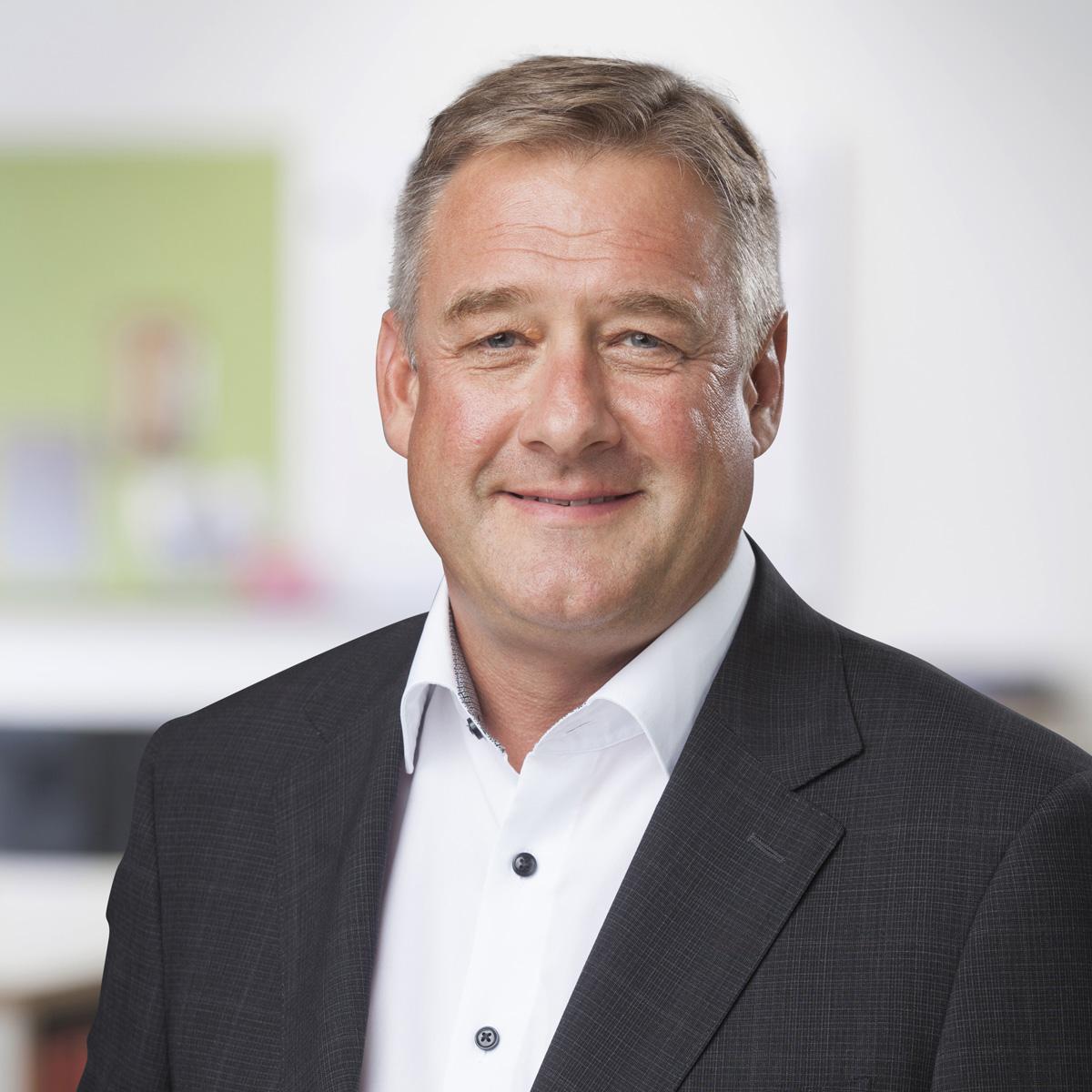 Geschäftsführender Gesellschafter Axel Schneider