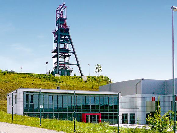 Siegmetall Haiger, Neubau Planung Siegen