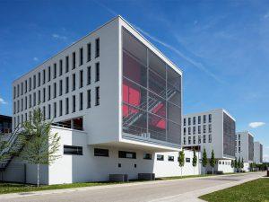 Gebäude 1 Werkstatt und Wohnen II