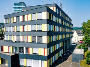 Strassenverkehrsamt, HLS Neubau Planung Siegen